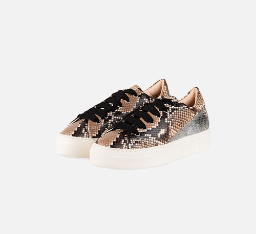 Animalprint Sneaker
