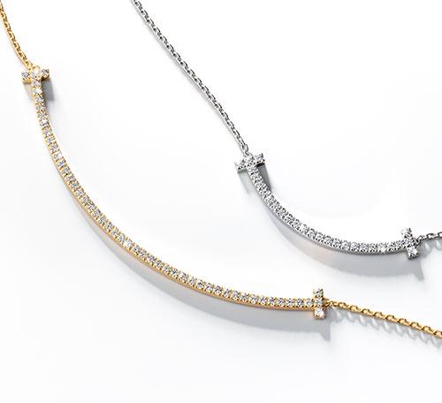 Halsketten und Anhänger
