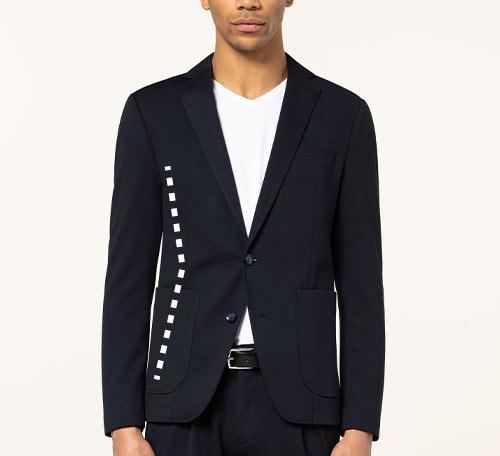 Slim-Fit Anzüge