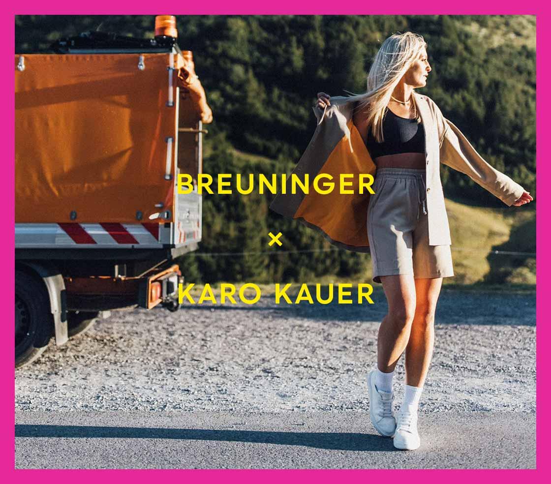 BREUNINGER × KARO KAUER