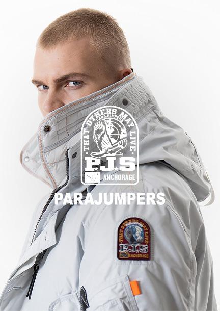 Jacken von PARAJUMPERS