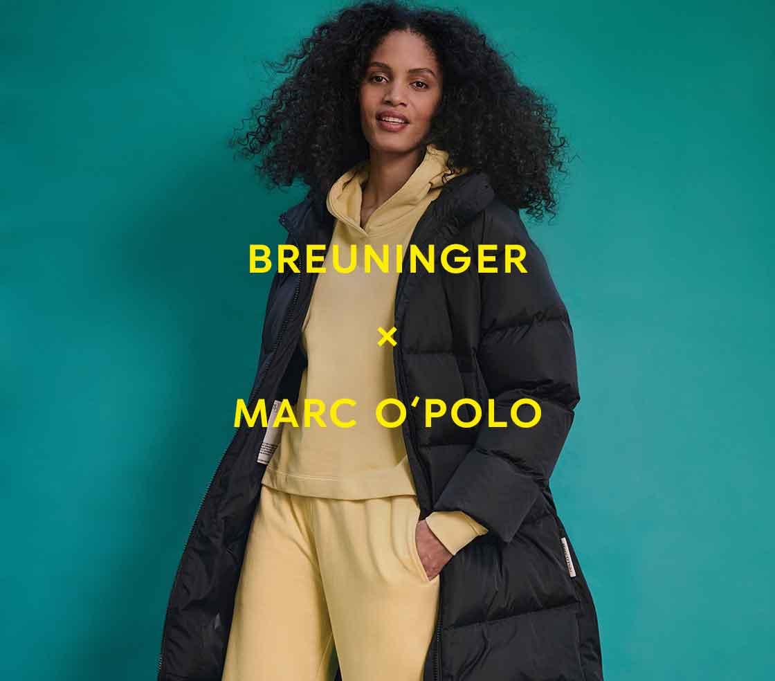 BREUNINGER × MARC O'POLO